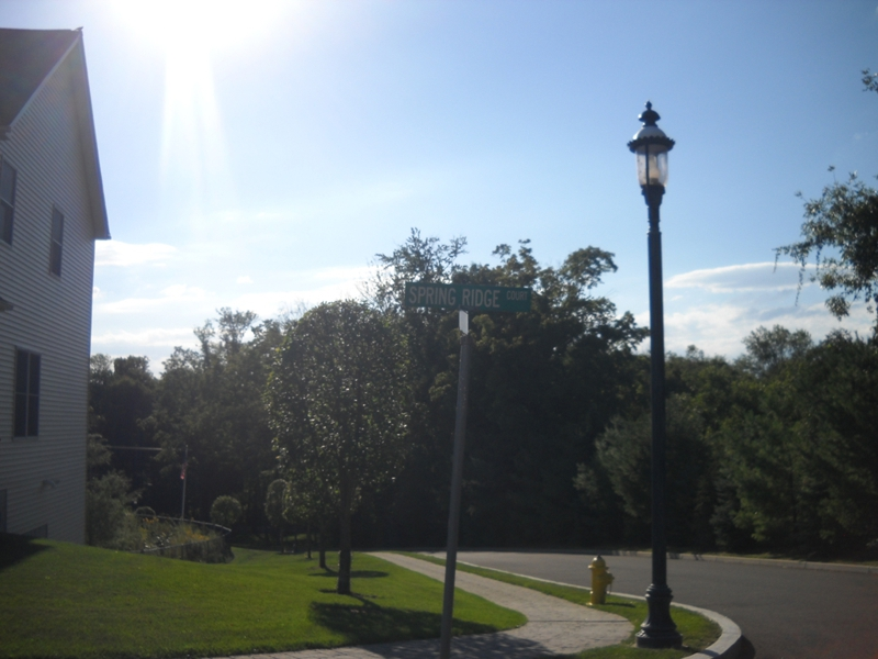 Spring Ridge Free Standing Condo Homes in Danbury CT