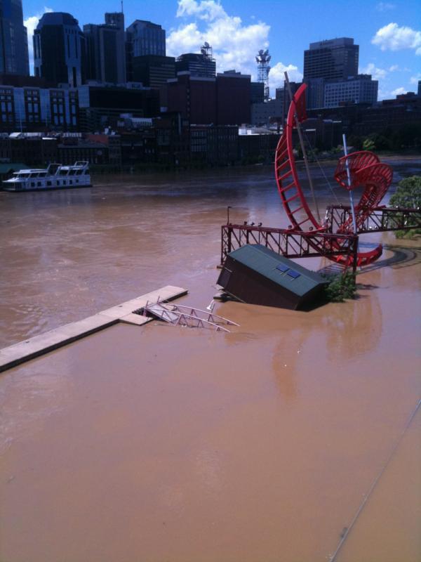 nashville may 2010 flood. The 2010 Nashville Flood Was