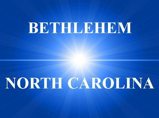 Bethlehem, NC