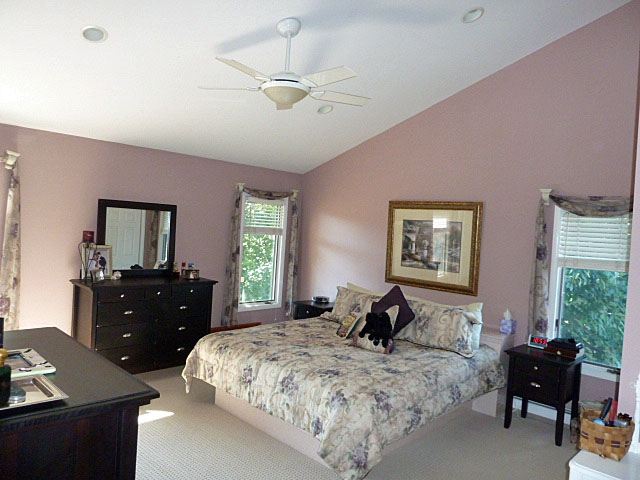 Mahwah open house this sunday october 23 from 1 4pm 759 000 Master bedroom open ceiling