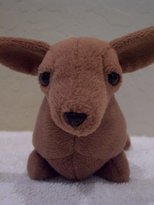 Stuffed Animal - Dachshund