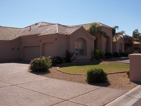 3 Car Garage Homes In Grayhawk Scottsdale Az Grayhawk Homes For