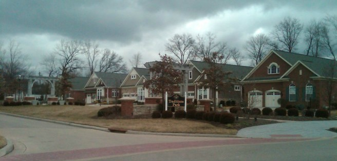 The Vintage Club of Montgomery lifestyle homes