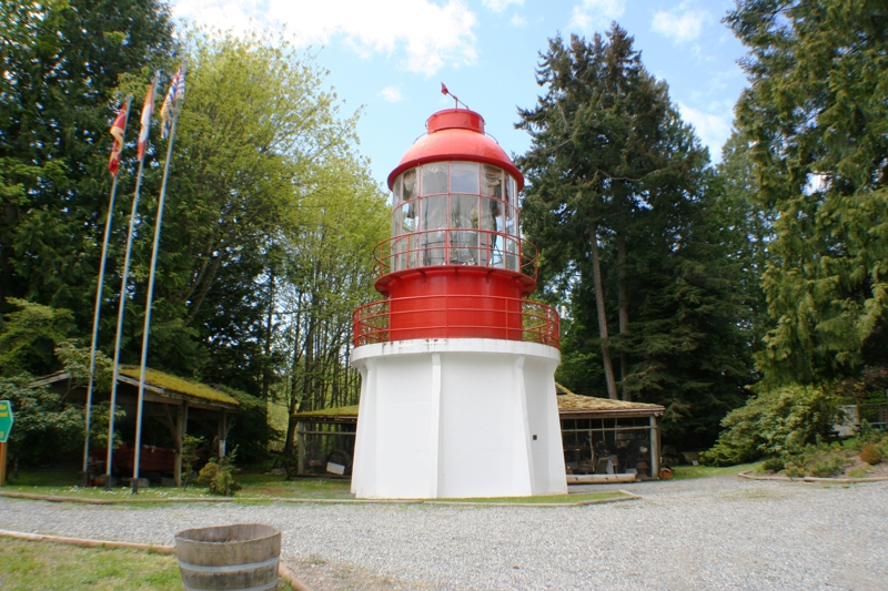sooke light house
