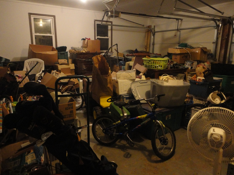 junk removal kennett square pa garage clean out
