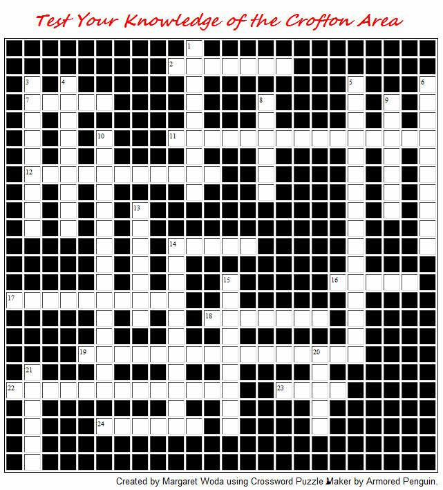 Using Crossword Puzzles In Your Blog