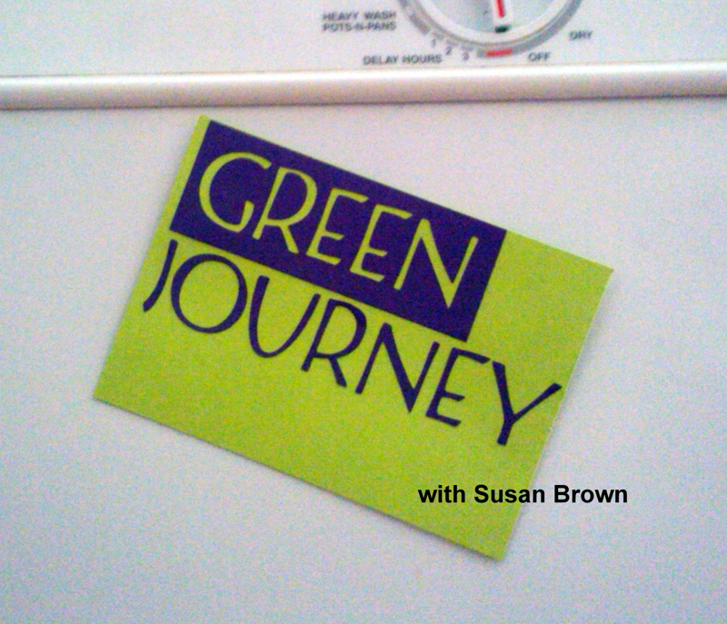 Green Journey with Susan Brown