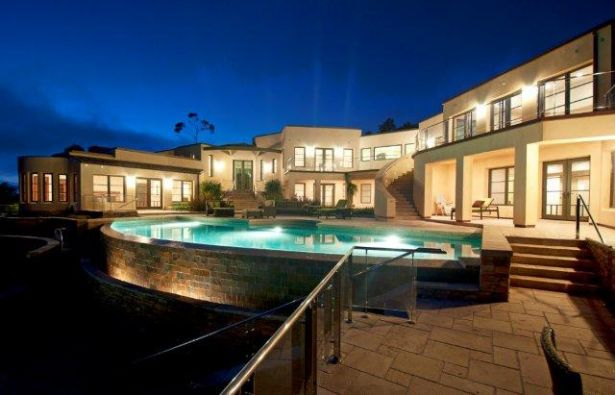 At home in orange county ca county communities orange for Million dollar homes for sale in california