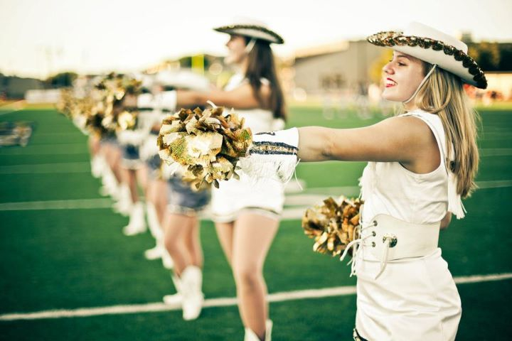 Homecoming For Stony Point Hs In Round Rock Texas