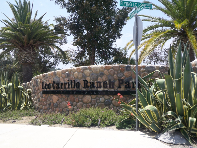 Leo Carrillo Ranch Park in Rancho Carrillo in Carlsbad