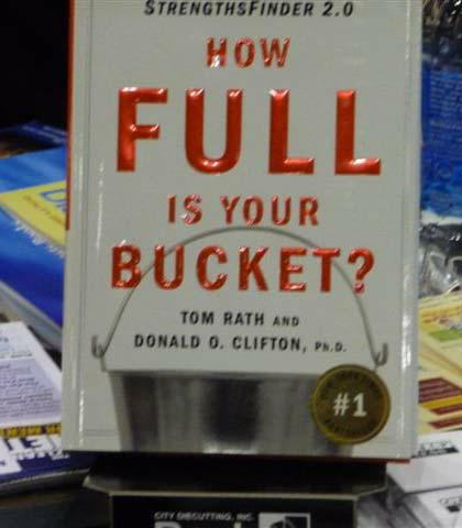 Book How Full is your bucket