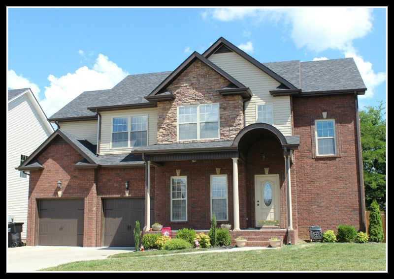 Homes in franklin meadows clarksville tn for Home builders clarksville tn