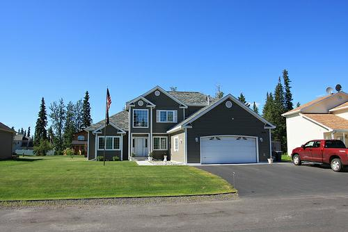 First time buyers of fairbanks alaska homes get up to an for Home builders alaska