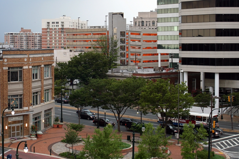 downtown silver spring maryland