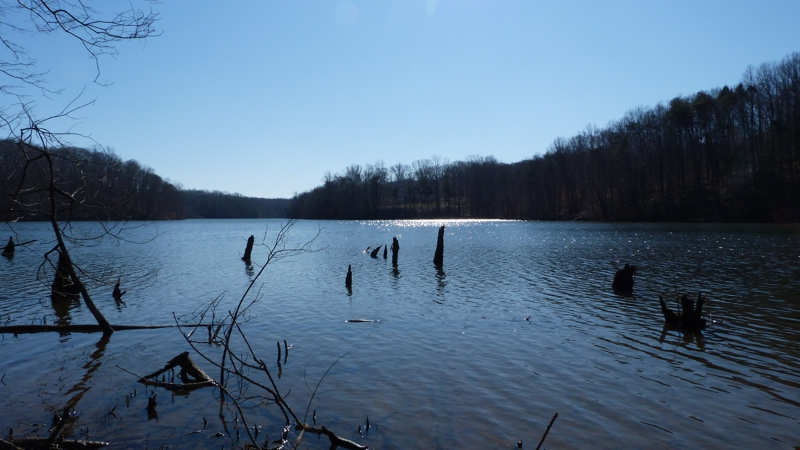 Occoquan Reservoir-Bull Run Trail