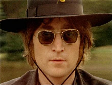 Happy Birthday John Lennon. John Lennon. October 9, 1940- December 8, 1980