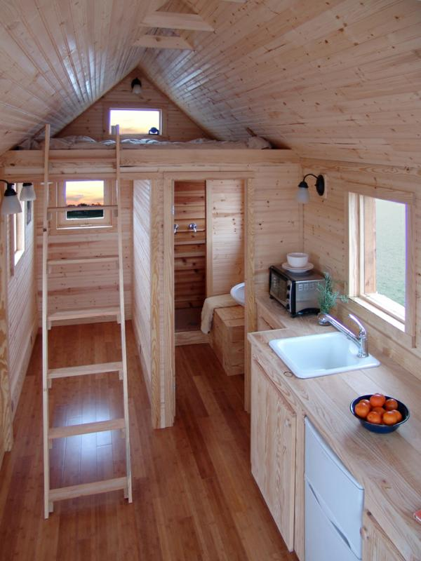 Astonishing Tiny Homes Are On The Move Largest Home Design Picture Inspirations Pitcheantrous