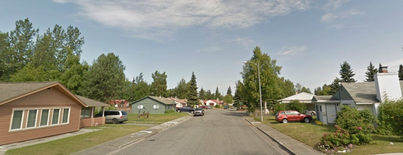Anchor Park Neighborhood in Anchorage AK