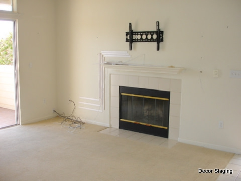 Home Staging Color Before