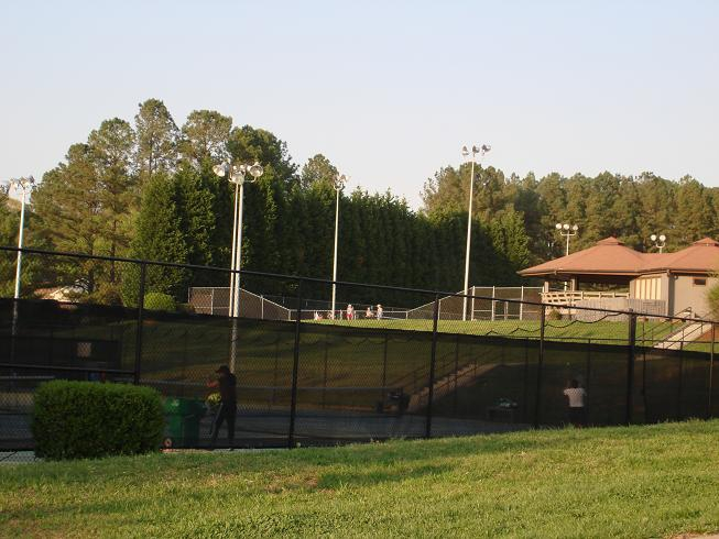 Kildaire Farms Subdivision Cary NC Tennis