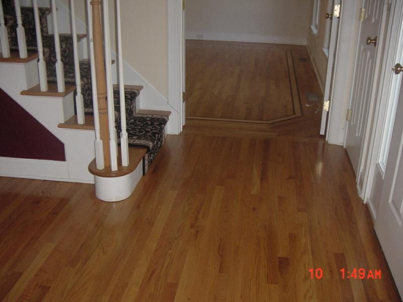 refinishing hardwood floors - please use an expert, even if it's