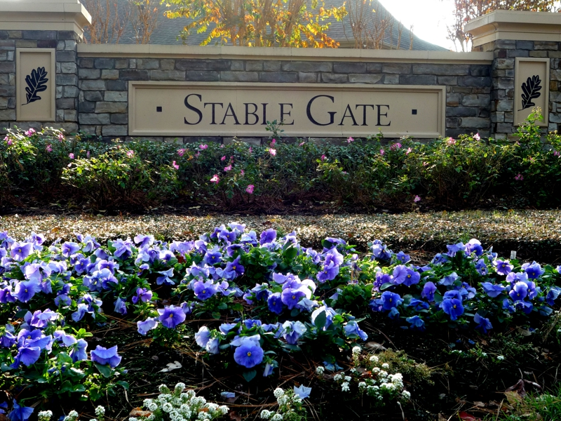 Stable Gate
