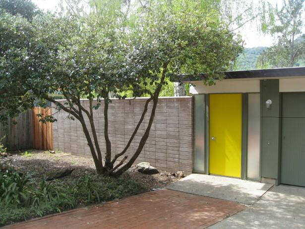 Lucas Valley California Mid Century Modern Eichler Home