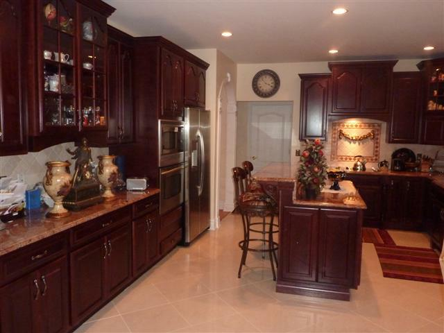 Kitchen with Gorgeous Features