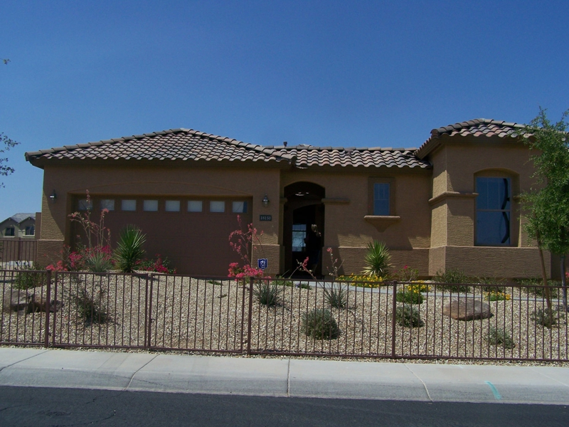 West valley homes new homes phoenix new homes for Modern home builders phoenix