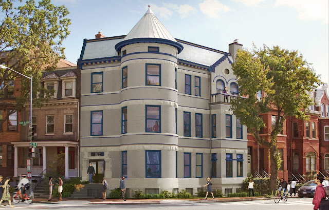 Logan Circle DC real estate market report June 2012