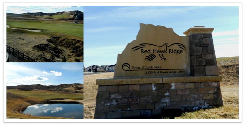 2687 Mashie Circle Homes For Sale In Red Hawk Castle Rock Co
