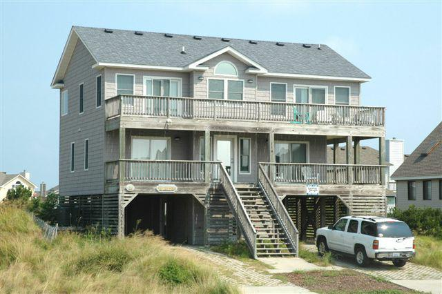 Carolina dunes 5 bedroom beach home for sale in duck nc on for Beach house plans outer banks