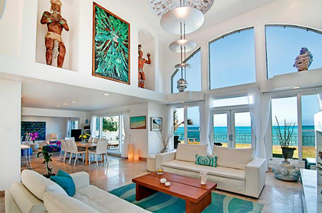 Lanikai Beach Home Oceanfront Kailua