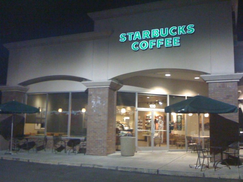 Starbucks Coffee 24 Hour Drive-Thru (Roseville, CA)