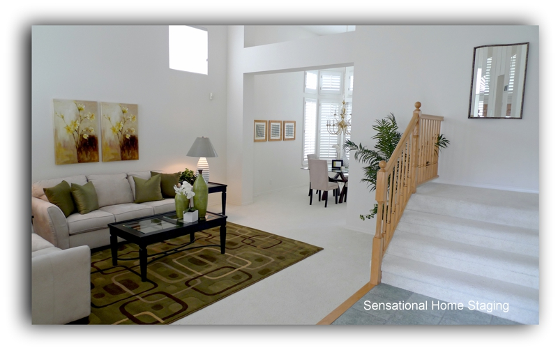 San Ramon CA Home Staging