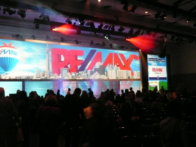 RE/MAX Kickstart Toronto, Ontario January 18-19, 2010