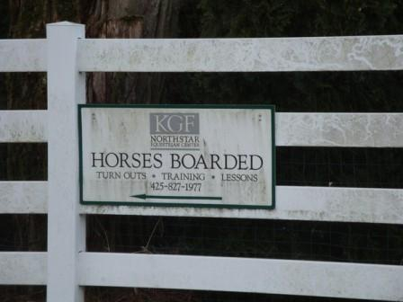 Kgf Equestrian Center Kirkland Wa