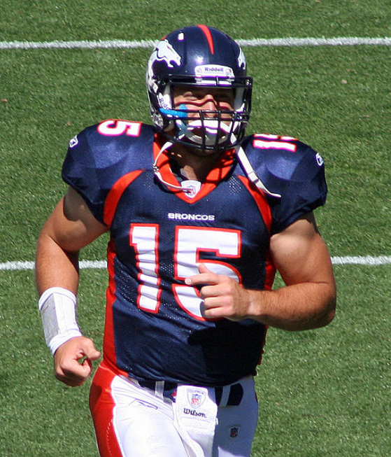 Tim Tebow Does It Again