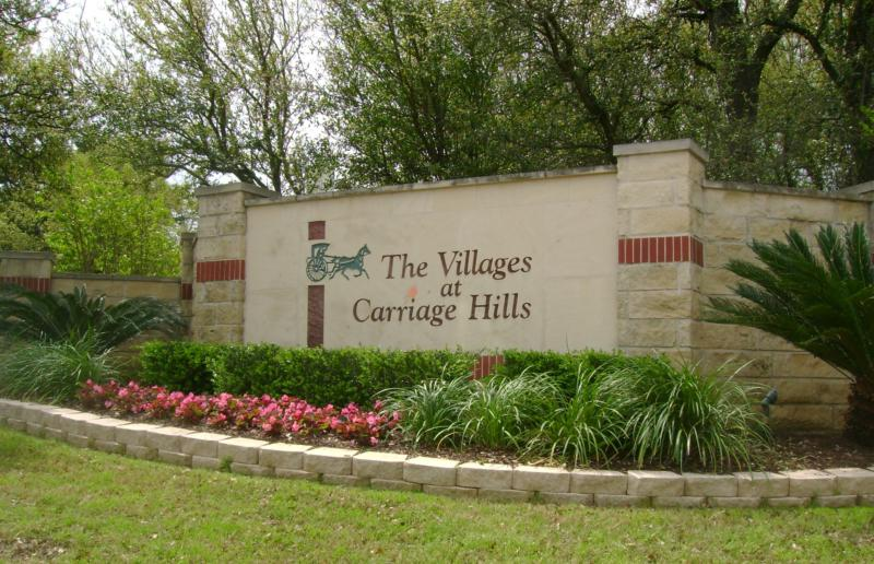 Villages-Carriage Hills
