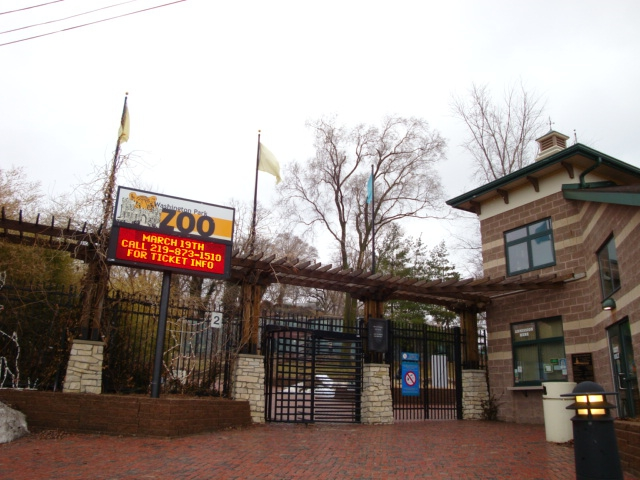 Washington Park Zoo in Northwest Indiana