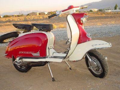 Jessica Hughes scooter Lolita