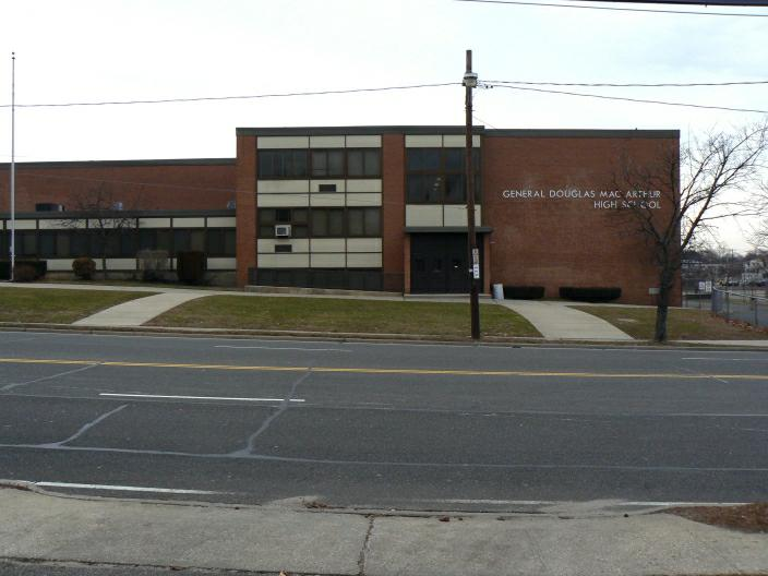General Douglas Mc Arthur High School Levittown Long Island NY
