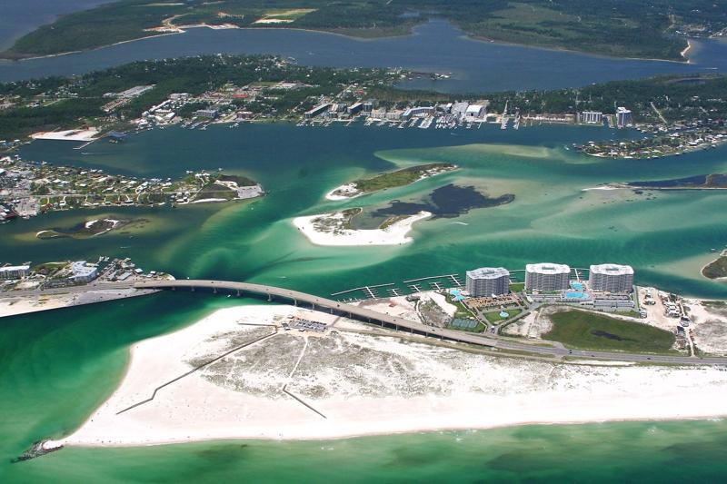 Perdio P Aerial View In Orange Beach Al