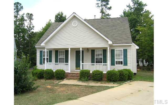 Holly Springs NC Home For Sale in Whitney Village