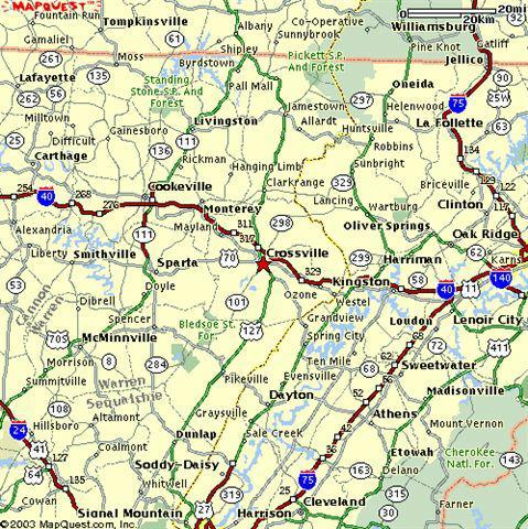 Crossville Tn The Best Kept Secret In Tennessee Along