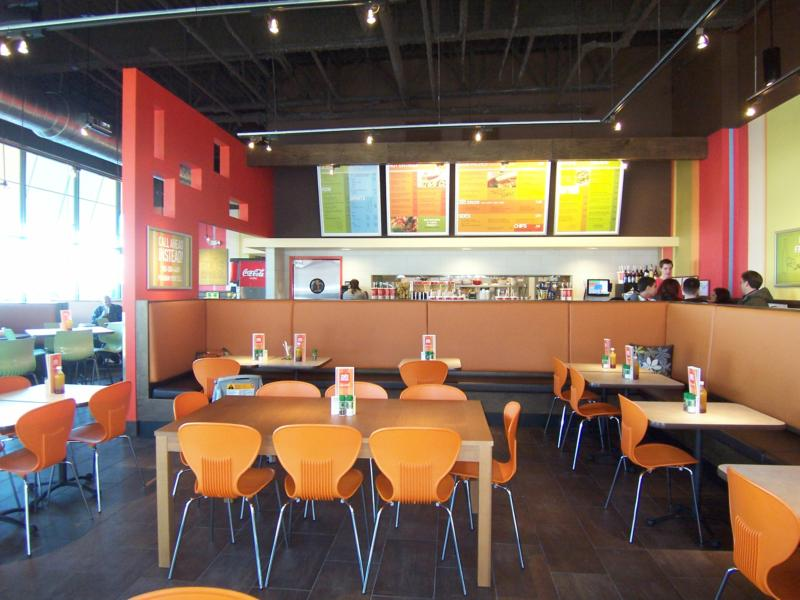Zoes Kitchen-Enjoy a New Place to Eat in Woodbridge VA