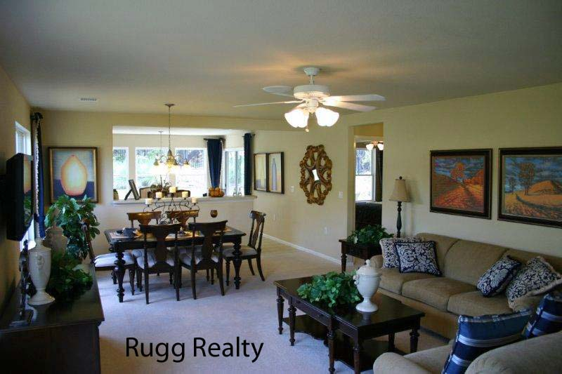 Texas model homes for sale