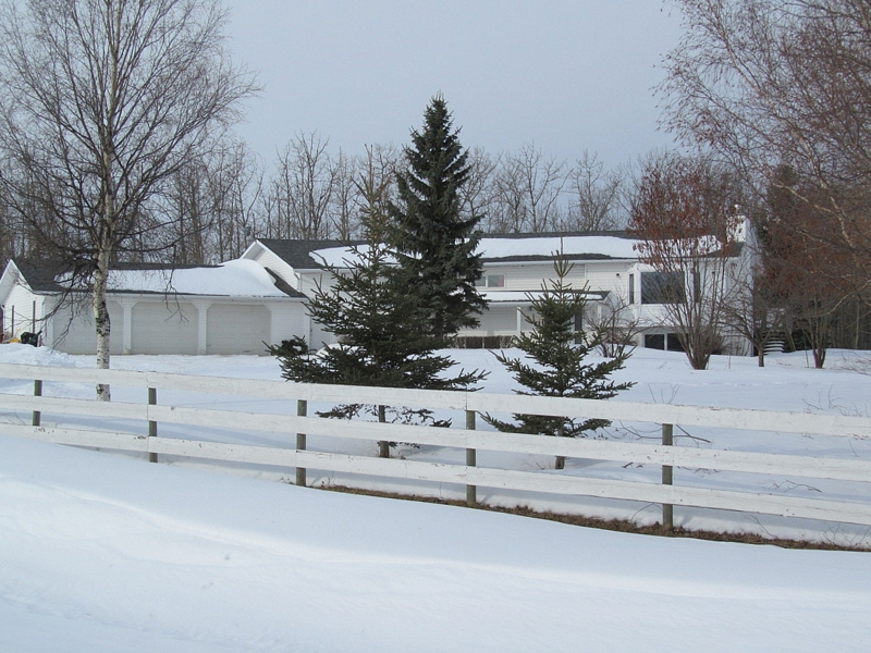 Sherwood Park acreage