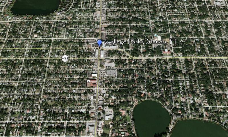 Foreclosure Homes For Sale In College Park Orlando Florida