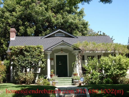 los angeles historic homes for sale Endre Barath